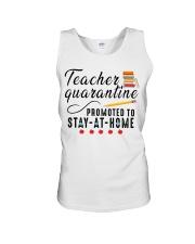 TEACHERS STAY AT HOME Unisex Tank thumbnail