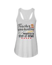 TEACHERS STAY AT HOME Ladies Flowy Tank thumbnail