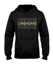 LONGHORN RAINBOW Hooded Sweatshirt thumbnail