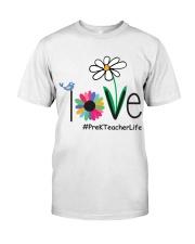 PRE-K TEACHER LIFE Classic T-Shirt thumbnail