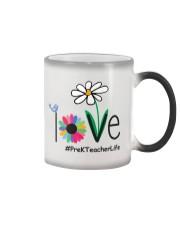 PRE-K TEACHER LIFE Color Changing Mug thumbnail