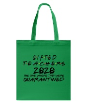 GIFTED TEACHER Tote Bag thumbnail