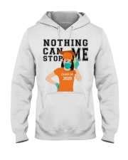 ORANGE - NOTHING CAN STOP ME Hooded Sweatshirt thumbnail