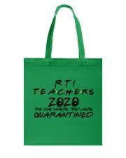 RTI TEACHERS Tote Bag thumbnail