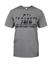 RTI TEACHERS Classic T-Shirt front