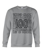 SECOND GRADE TYPO Crewneck Sweatshirt thumbnail