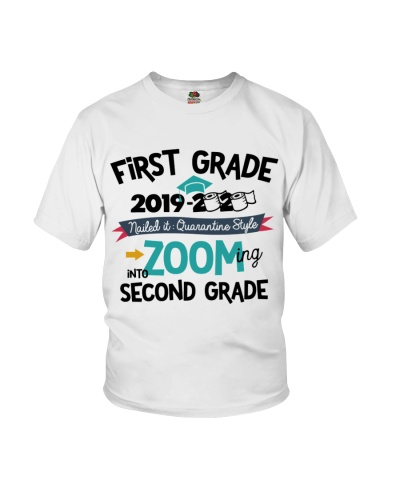 1ST GRADE ZOOMING INTO 2ND GRADE