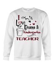 KINDERGARTEN TEACHER Crewneck Sweatshirt thumbnail