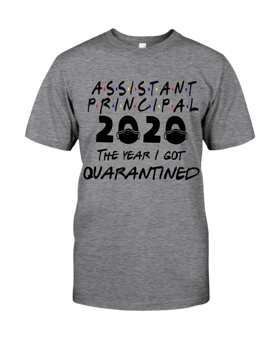 ASSISTANT PRINCIPAL Classic T-Shirt
