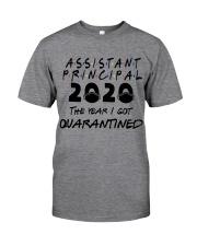 ASSISTANT PRINCIPAL Classic T-Shirt front