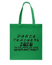 DANCE 2020 Tote Bag thumbnail