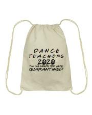 DANCE 2020 Drawstring Bag thumbnail