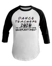 DANCE 2020 Baseball Tee thumbnail