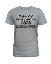 DANCE 2020 Ladies T-Shirt thumbnail
