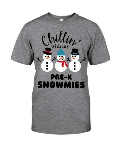 PRE-K SNOWMIES