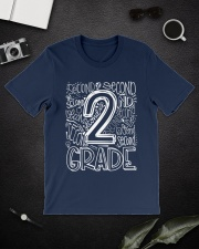 SECOND GRADE Classic T-Shirt lifestyle-mens-crewneck-front-16