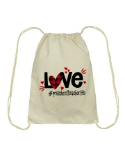 PRESCHOOL LIFE Drawstring Bag thumbnail