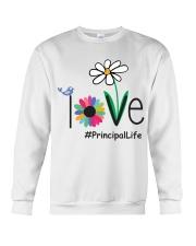 LOVE PRINCIPAL LIFE Crewneck Sweatshirt thumbnail