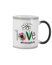 LOVE PRINCIPAL LIFE Color Changing Mug thumbnail