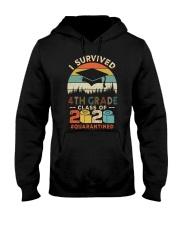 4TH GRADE Hooded Sweatshirt thumbnail