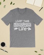 KINDERGARTEN Classic T-Shirt lifestyle-mens-crewneck-front-19
