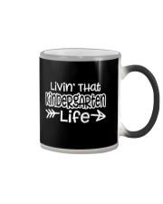 KINDERGARTEN Color Changing Mug thumbnail
