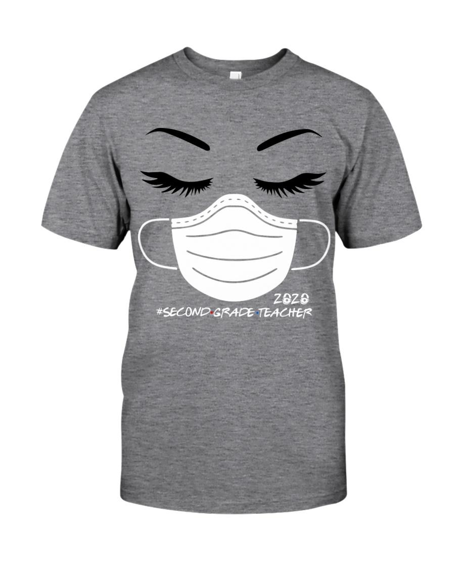 2ND GRADE TEACHER Classic T-Shirt