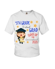 5TH GRADE GIRL Youth T-Shirt front