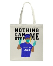 ROYAL BLUE - NOTHING CAN STOP ME Tote Bag tile