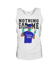 ROYAL BLUE - NOTHING CAN STOP ME Unisex Tank thumbnail