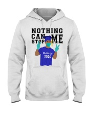 ROYAL BLUE - NOTHING CAN STOP ME Hooded Sweatshirt thumbnail