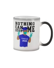 ROYAL BLUE - NOTHING CAN STOP ME Color Changing Mug tile