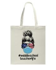 MIDDLE SCHOOL 2020 LIFE Tote Bag thumbnail