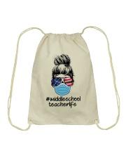 MIDDLE SCHOOL 2020 LIFE Drawstring Bag thumbnail