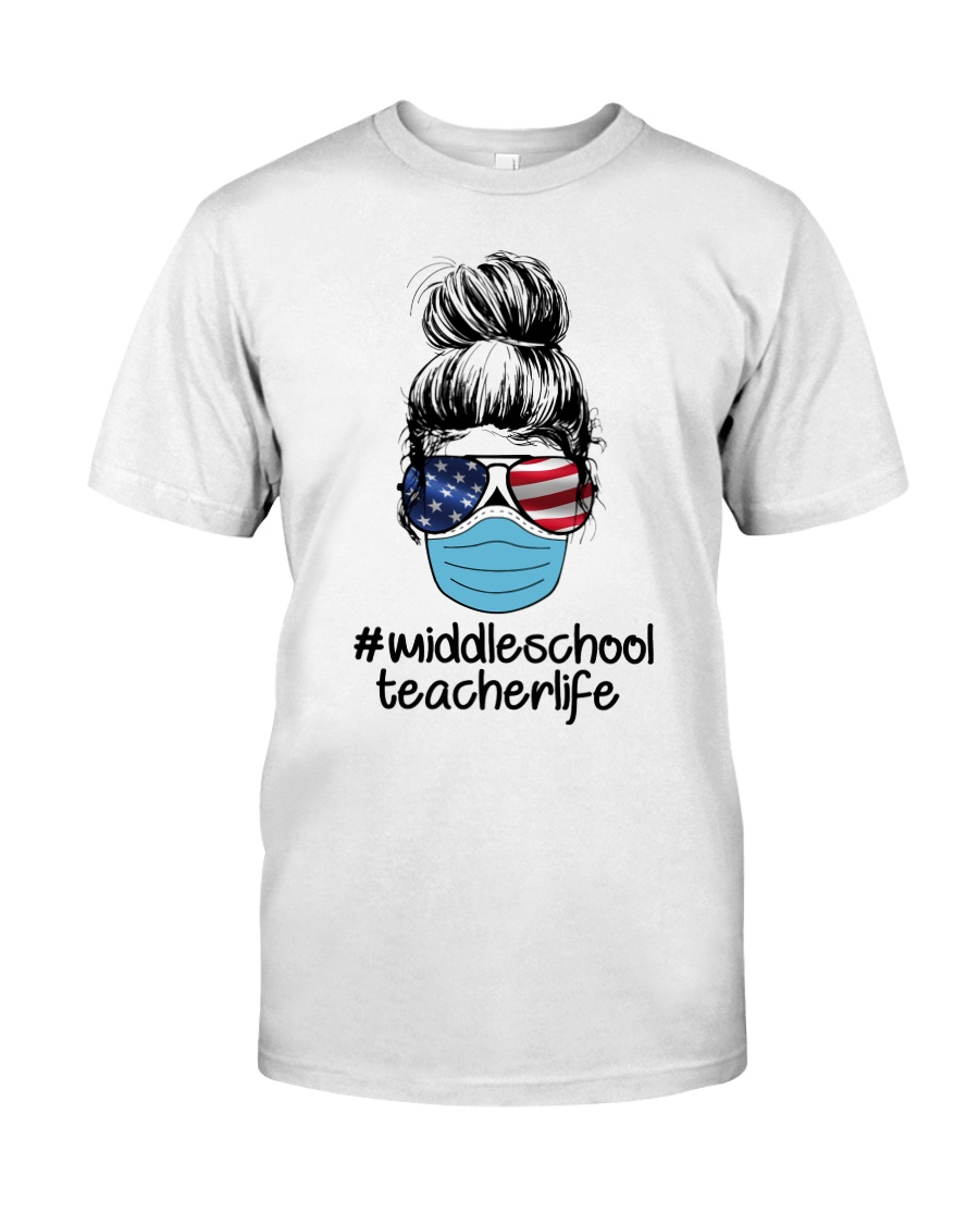 MIDDLE SCHOOL 2020 LIFE Classic T-Shirt