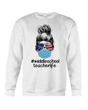 MIDDLE SCHOOL 2020 LIFE Crewneck Sweatshirt thumbnail