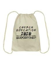 CHURCH ED Drawstring Bag thumbnail