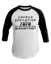 CHURCH ED Baseball Tee thumbnail