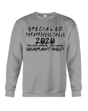 SPED PARA Crewneck Sweatshirt thumbnail