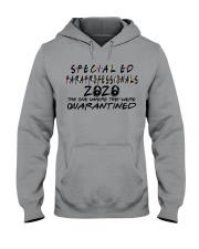 SPED PARA Hooded Sweatshirt thumbnail