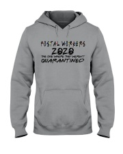 POSTAL WORKERS Hooded Sweatshirt thumbnail