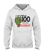 1ST GRADER SHARPER Hooded Sweatshirt thumbnail