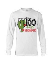 1ST GRADER SHARPER Long Sleeve Tee thumbnail