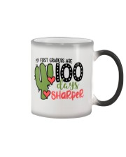 1ST GRADER SHARPER Color Changing Mug thumbnail