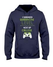 COLLEGE LEVEL Hooded Sweatshirt thumbnail