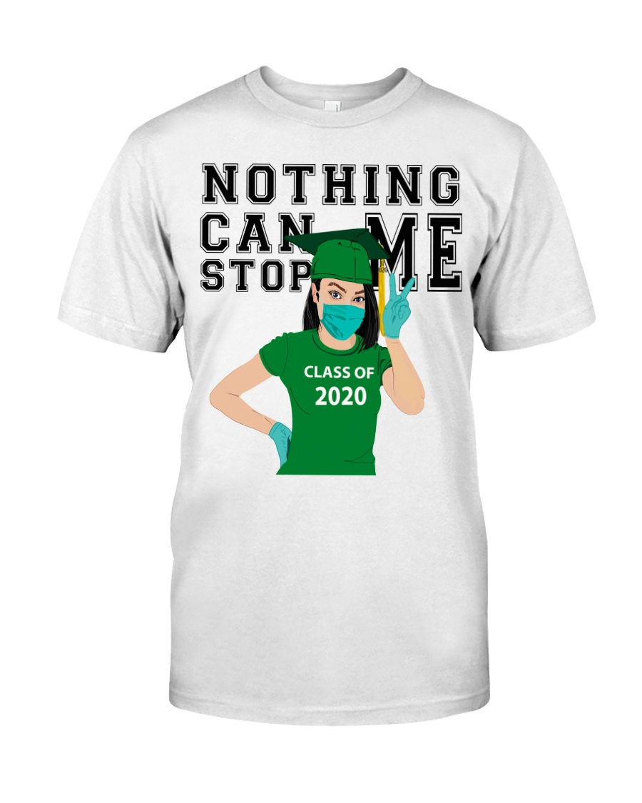 KELLY GREEN - NOTHING CAN STOP ME Classic T-Shirt