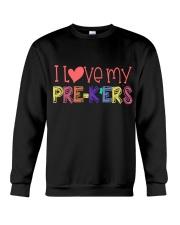 PRE-K'ERS - I LOVE YOU Crewneck Sweatshirt thumbnail