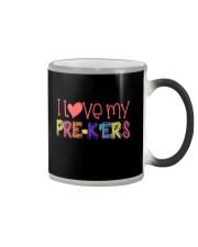 PRE-K'ERS - I LOVE YOU Color Changing Mug thumbnail