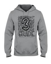 THIRD GRADE TYPO Hooded Sweatshirt thumbnail