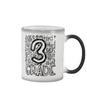 THIRD GRADE TYPO Color Changing Mug thumbnail